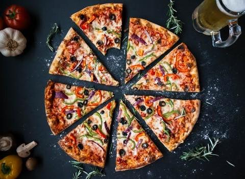 pexel pizza