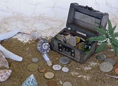 pexel treasure