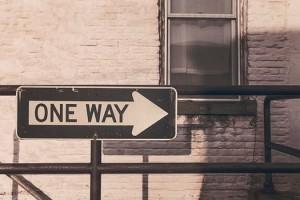 pexel one way